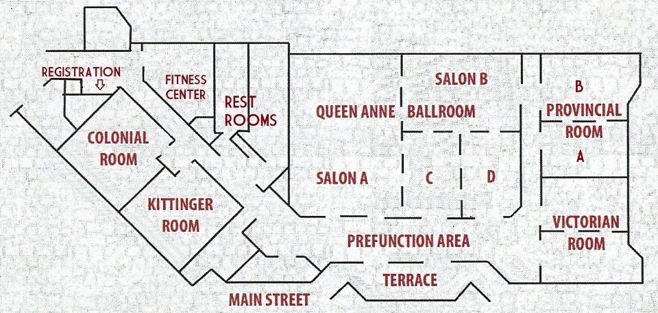 Event Space Map